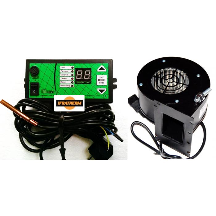 Блок управління з вентилятором TAL RT22 + NWS-75