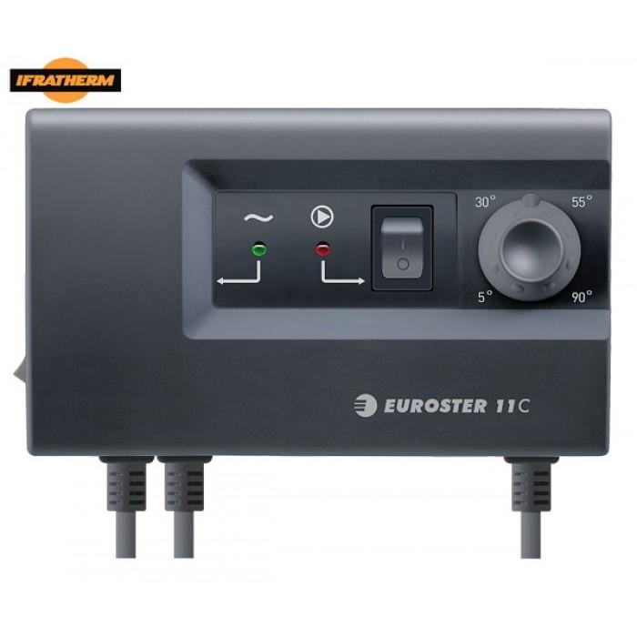Автоматика для насосів опалення EUROSTER 11C