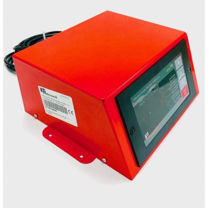 Контролер котла KG Elektronik SP-30 PID (металевий корпус)
