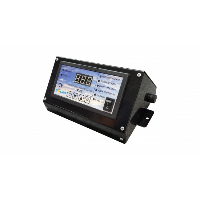 Контролер NOWOSOLAR  PK-22 LUX
