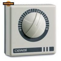 Механічний кімнатний регулятор температури Cewal RQ 01