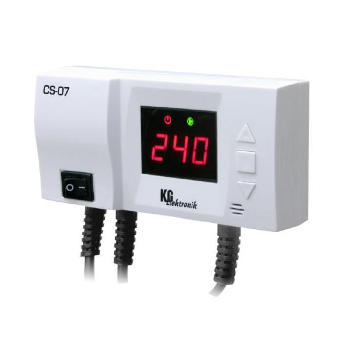 Терморегулятор KG Elektronik CS-07