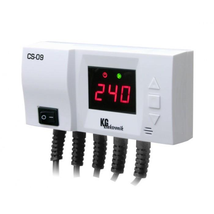 Терморегулятор KG Elektronik CS-09