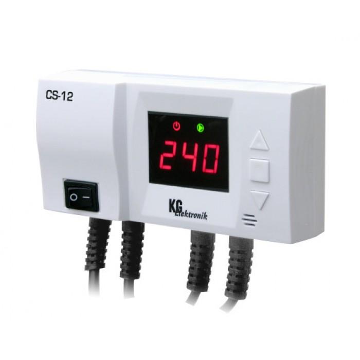 Терморегулятор KG Elektronik CS-12