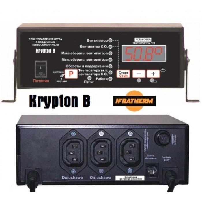 Контролер для котлів з повітряним теплообмінником PROND KRYPTON B