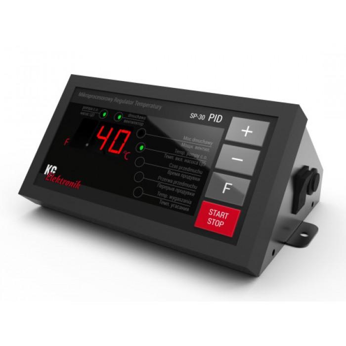 Контролер котла KG Elektronik SP-30 PID