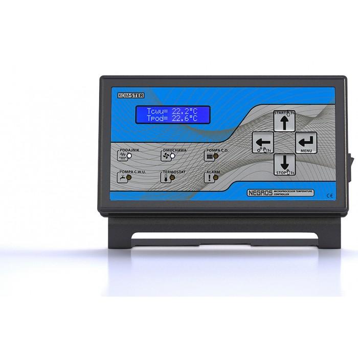 Регулятор температури котла KOM-STER NEGROS
