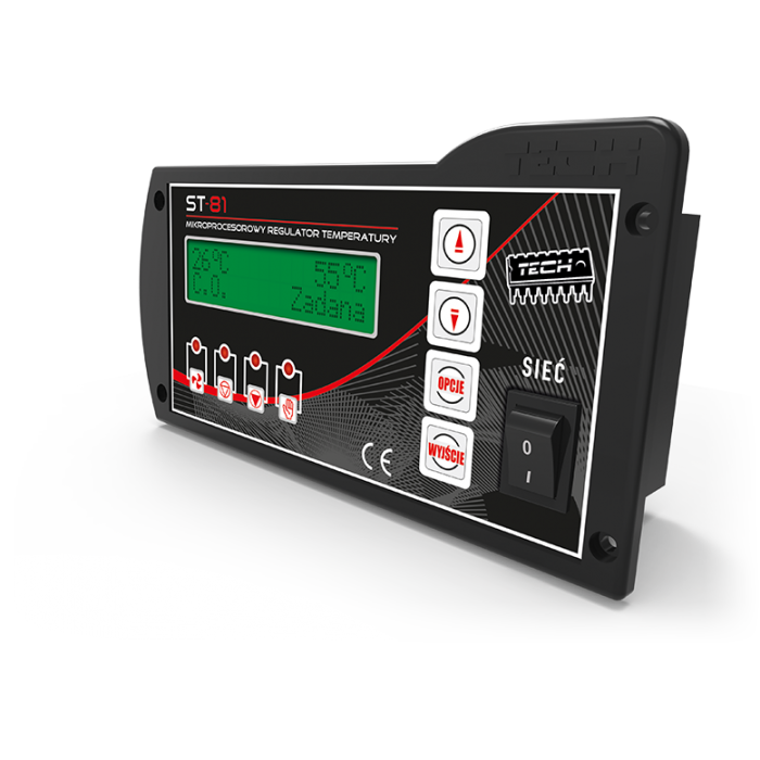 Регулятор температури TECH ST-81