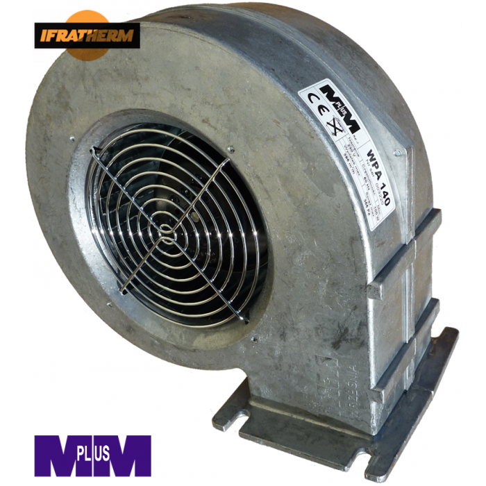Вентилятор MPLUSM WPA HL 145 (з датчиком Холла)