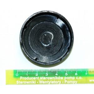 Пластикова заглушка для патрубків 1,5 дюйма