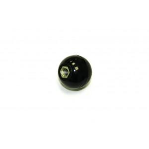 Ручка-шар для котла М10 карболітова
