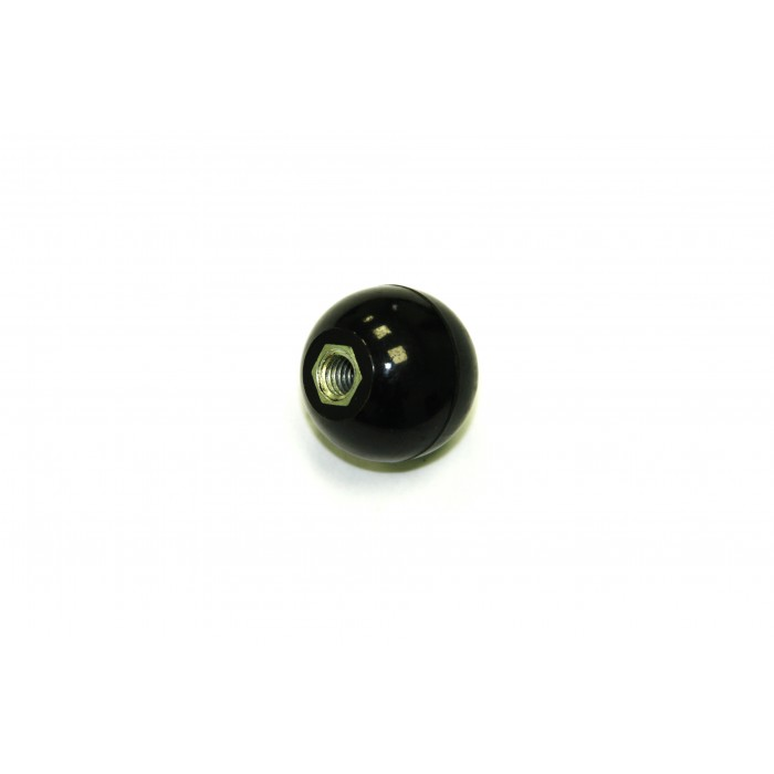 Ручка-шар для котла М8 карболітова