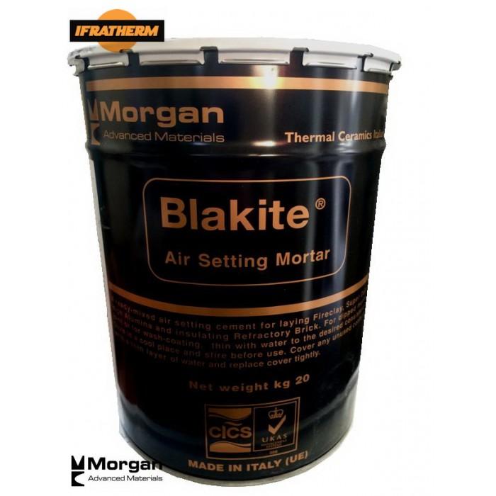 Вогнетривкий мертель Thermal Ceramics Blakite 20 kg