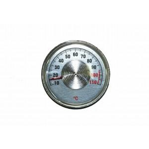 Термометр біметалічний ТБ-04 на клейкій основі