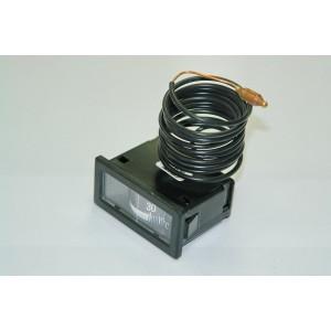 Термометр з виносним датчиком Cewal TR 58 25 P (58х25 мм, 120°C)
