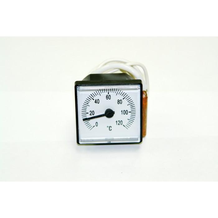 Термометр з виносними датчиком SVT 45х45 LT151