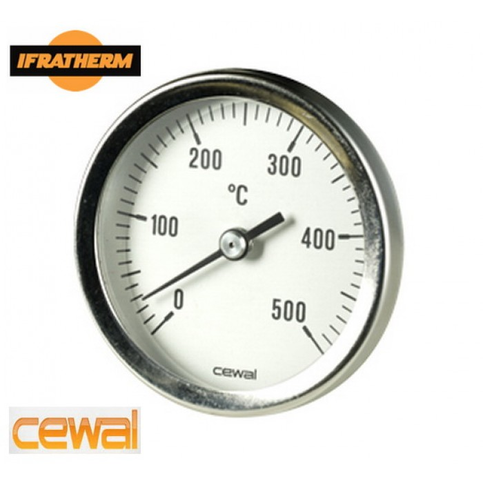 Пірометр аксіальний Cewal PSZ 63 GC (63 мм, 0/500 °С, L-50 мм)