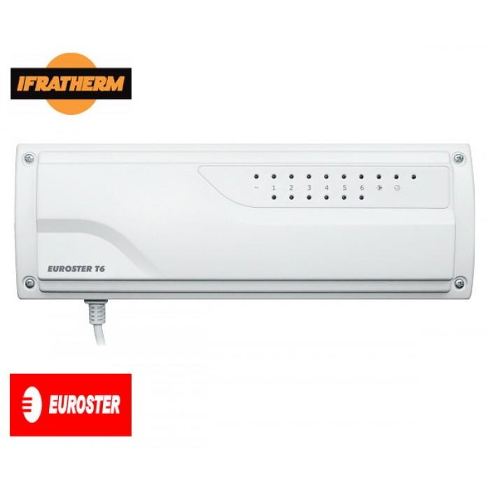 Автоматика для термоелектричних приводів EUROSTER T6