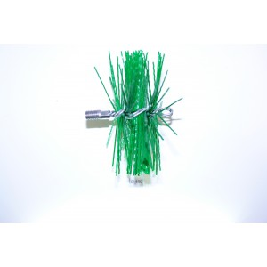 Щітка пластикова для чистки димоходу Ø150мм