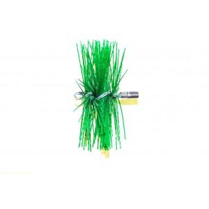 Щітка пластикова для чистки димоходу Ø175мм