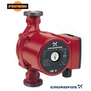 Циркуляційний насос Grundfos UPS 25/4 + гайки (Denmark)