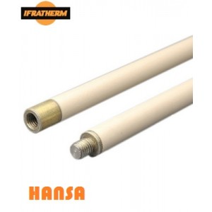 Гнучка набірна ручка для щітки HANSA, 1,4 м довжина