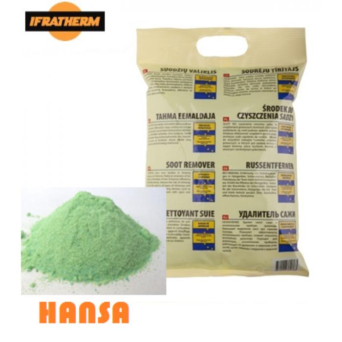 Засіб для видалення сажі Hansa в економ упаковці, 1 кг