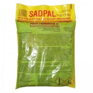 Каталізатор для спалювання сажі  SADPAL 1kg (пакет)