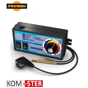 Автоматика для насосів опалення Kom-Ster SOLO (Г.В.П)