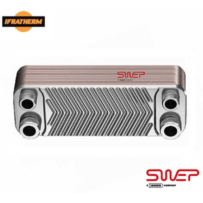 Теплообмінник SWEP