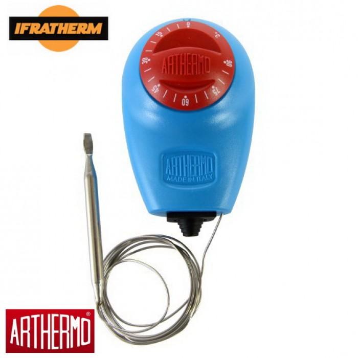Термостат з виносним датчиком Arthermo ARTH097 (0/90 ⁰C, L-1500мм)
