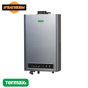 Газова колонка Termaxi JSG-20R turbo (нержавійна)