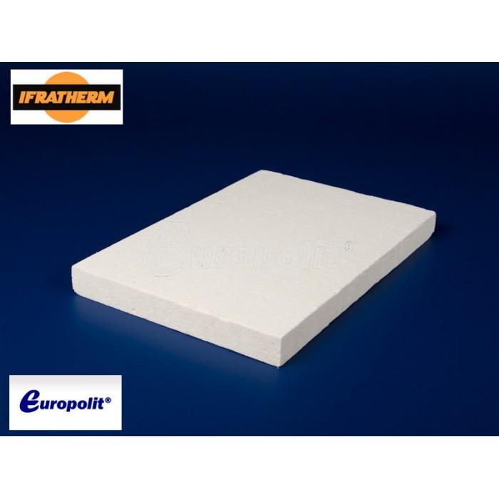 Теплоізоляційна керамічна плита Europolit VM 1200 T (1200x1000x20 mm)