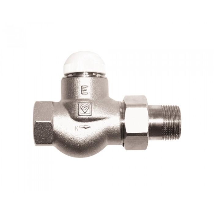 """Термостатический клапан HERZ-TS-E DN20 3/4"""", прохідний"""