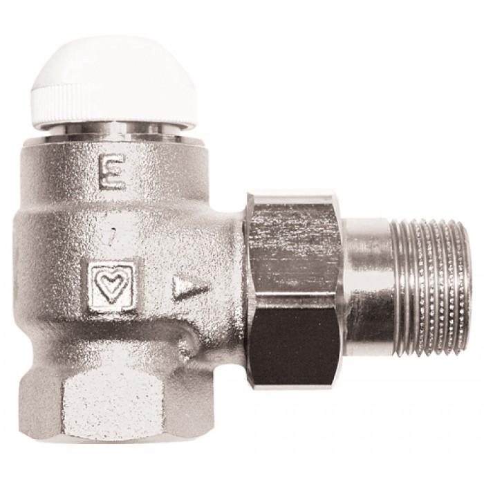 """Термостатический клапан HERZ-TS-E DN25 1"""", кутовий"""