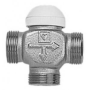"Триходовий термостатичний клапан HERZ CALIS-TS-RD DN20 3/4"""