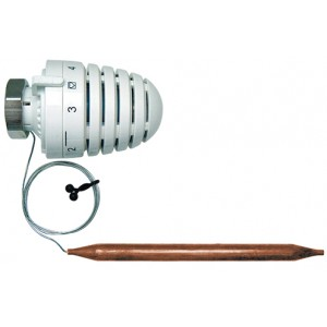 Головка термостатична з накладним датчиком HERZ DESIGN 9420