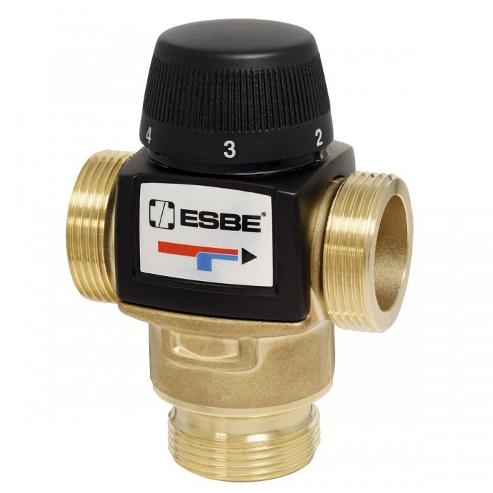 """Триходовий термозмішувальний клапан ESBE VTA 572 (45-65°С DN25 1"""")"""