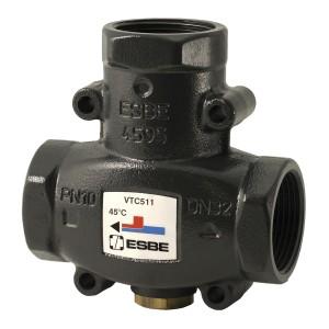 """Навантажувальний клапан ESBE VTC511  (55°С DN25 1"""")"""
