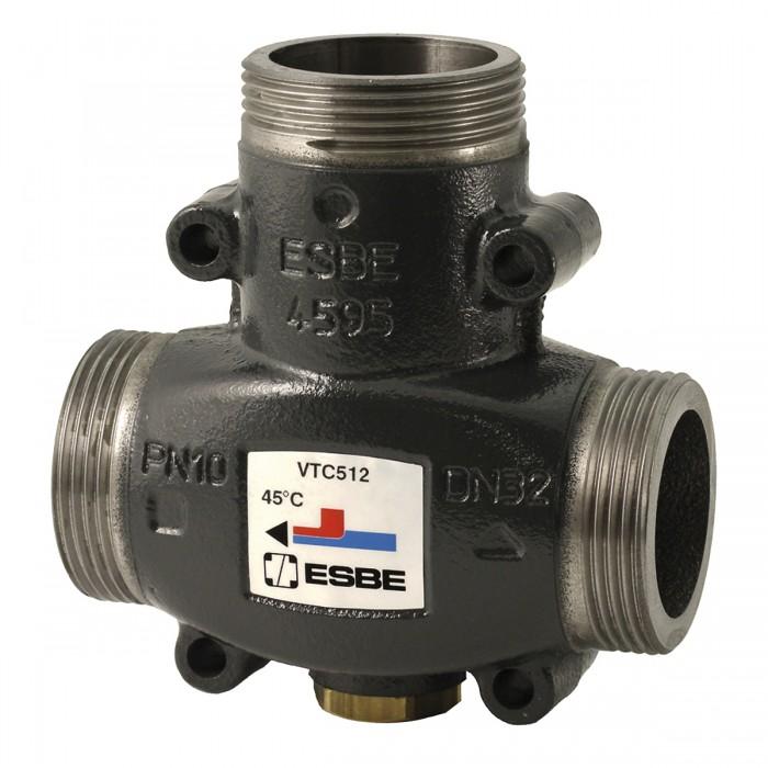 """Навантажувальний клапан ESBE VTC512 (60°С DN32 1 1/4"""")"""