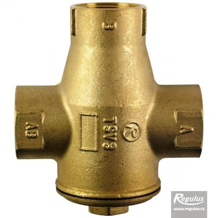 """Триходовий термозмішувальний клапан REGULUS TSV3B DN25 1"""" 55°С"""