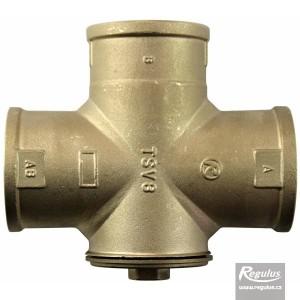 """Триходовий термозмішувальний клапан REGULUS TSV8B DN50 2"""" 55°С"""
