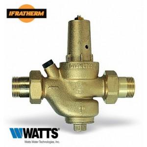 """Редуктор тиску мембранного типу Watts DRV15 1/2"""" НР"""