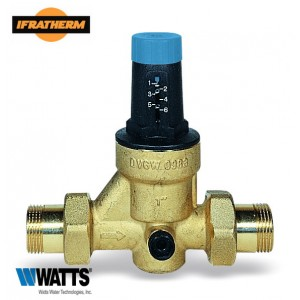 """Редуктор тиску мембранного типу Watts DRVN20 3/4"""" НР"""