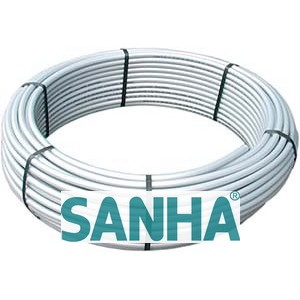 Труба металопластикова SANHA 16 * 2.0 (бухта 200m)