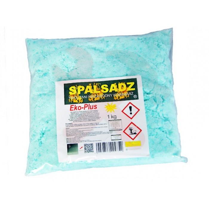 Каталізатор для спалювання сажі  SPALSADZ 1kg (пакет)
